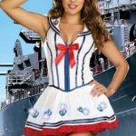 Dreamgirl Anchor Management 2 Pce Costume