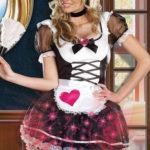 Dreamgirl Maid Mimi Amore 3 Pce Costume