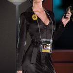 Dreamgirl Donatella Nobody Private Investigator 7 Pce Costume