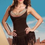 Dreamgirl Native Hottie 2 Pce Costume