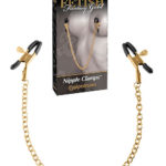 Pipedream Gold Chain Nipple Clamps