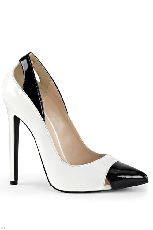 Pleaser 5″ Heel Cindy Pump