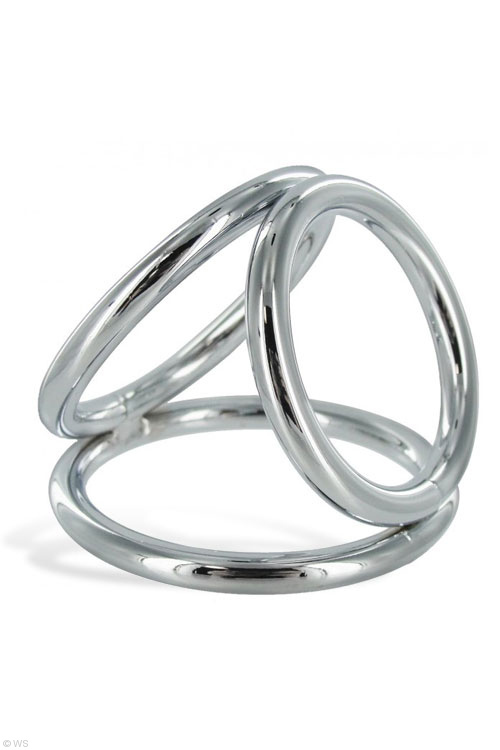 Master Series Chrome Cock & Ball Cage (Large)