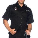 Leg Avenue 4 Pce Police Costume