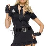 Leg Avenue 6 Pce Police Costume