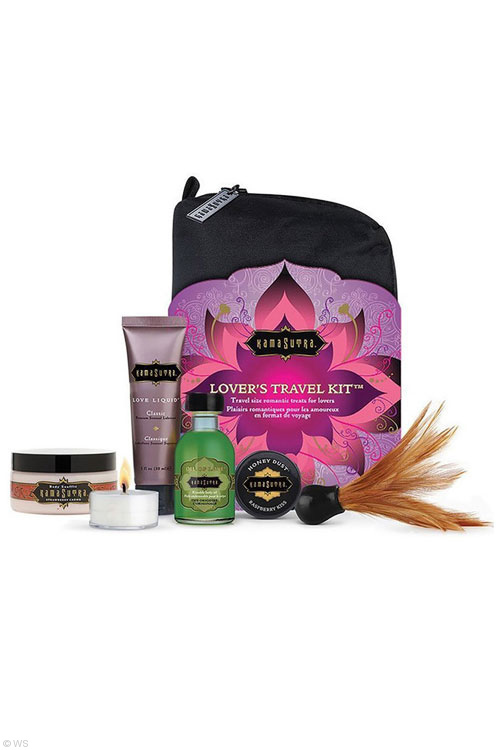 Kama Sutra Travel Kit For Lovers