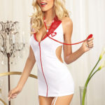 Dreamgirl Naughty Nurse 3 Pce Set