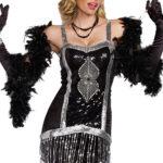 Dreamgirl 2 Pce Flapper Costume