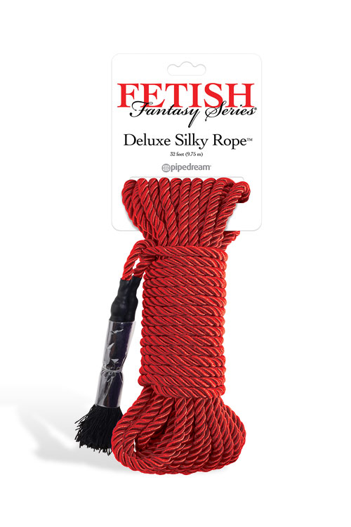 Pipedream Deluxe Soft & Silky Rope (32 Feet)