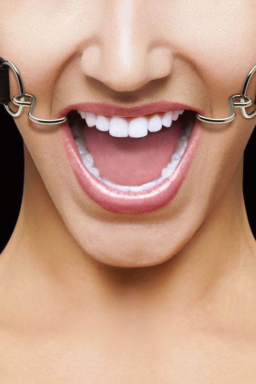 Расширитель для рта «Попробуй укуси» купить в интернет