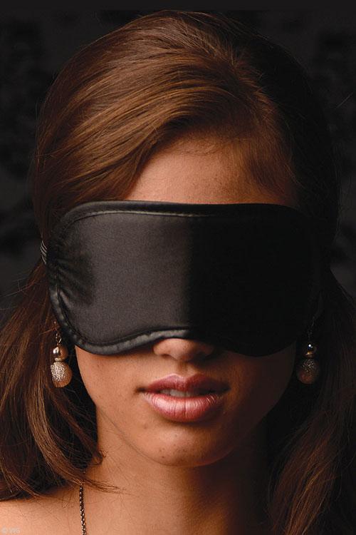 GreyGasms Satin Eyemask