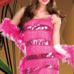 Dreamgirl 4 Pce Gatsby Girl Flapper Costume